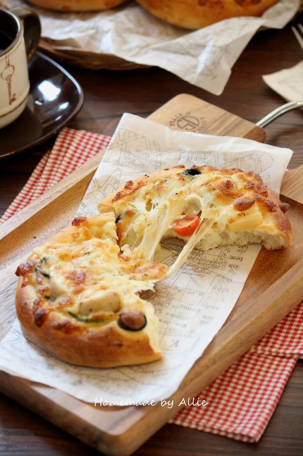Allie's private paradise: Pizza Bread