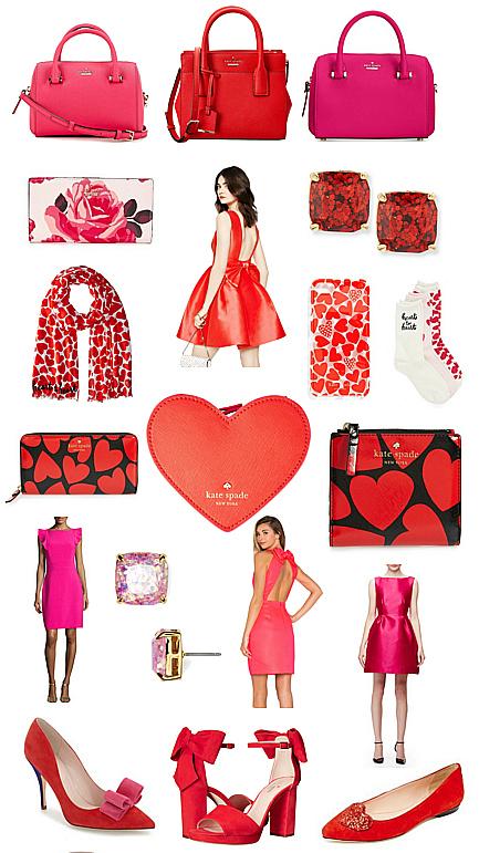 A Kate Spade Valentineu0027s Day