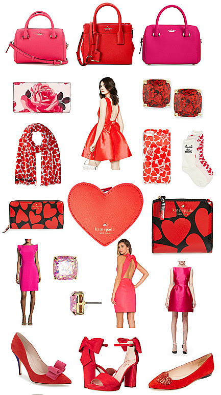 Fun Stuff Friday: A Kate Spade Valentine's Day