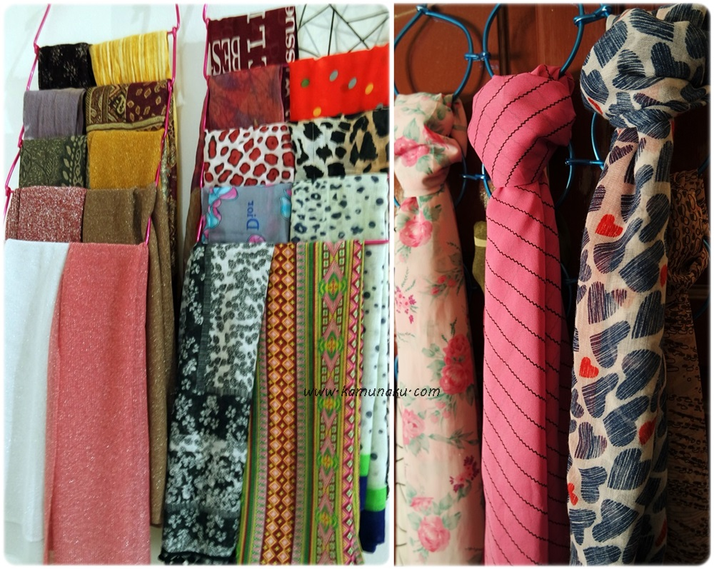 Fashion Gantungan Jilbab Hijab Unik A Big Deal Hhm048 Scarf Dasi Belt Dll 12 Loop Hanger Isi 10 Kerudung Source Tergantung Dengan Rapi