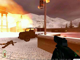 Project IGI 4 The Mark PC Game Free Download