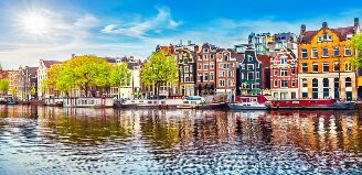 What is the capital city of Netherlands?