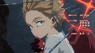 ヒロアカ 5期アニメ | ホークス 幼少期 エンデヴァー人形 | 僕のヒーローアカデミア My Hero Academia Season5 Ending | Hello Anime !
