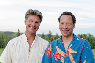John Valliant, Lawrence Hill - photo by Shelley Banks