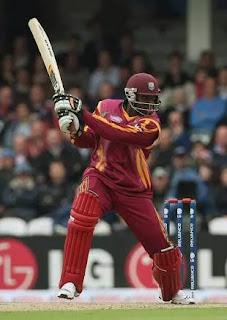Chris Gayle 88 - Australia vs West Indies 3rd Match ICC World T20 2009 Highlights