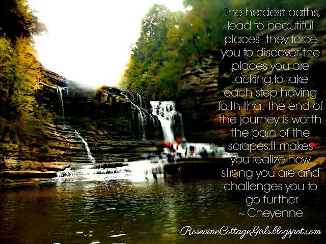 Tennessee Waterfalls