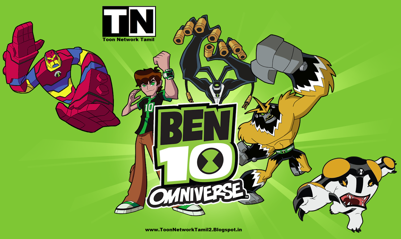 ben 10 alien force episodes in tamil watch online
