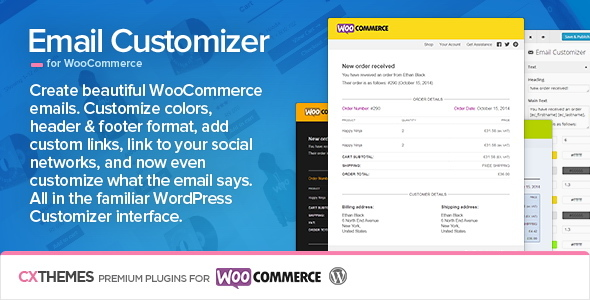 Download - Email Customizer for WooCommerce v2.40