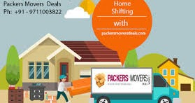Hire Best Packers and Movers In Delhi NCR - Packers Movers Deals