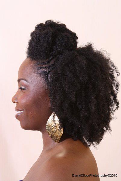 Terrific Pompadour Hairstyle Black Women Natural Hairstyles Short Hairstyles For Black Women Fulllsitofus