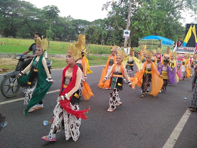 Foto Terbaru Karnaval 2016 SD mulyoagung 1 kecamatan singgahan Tuban