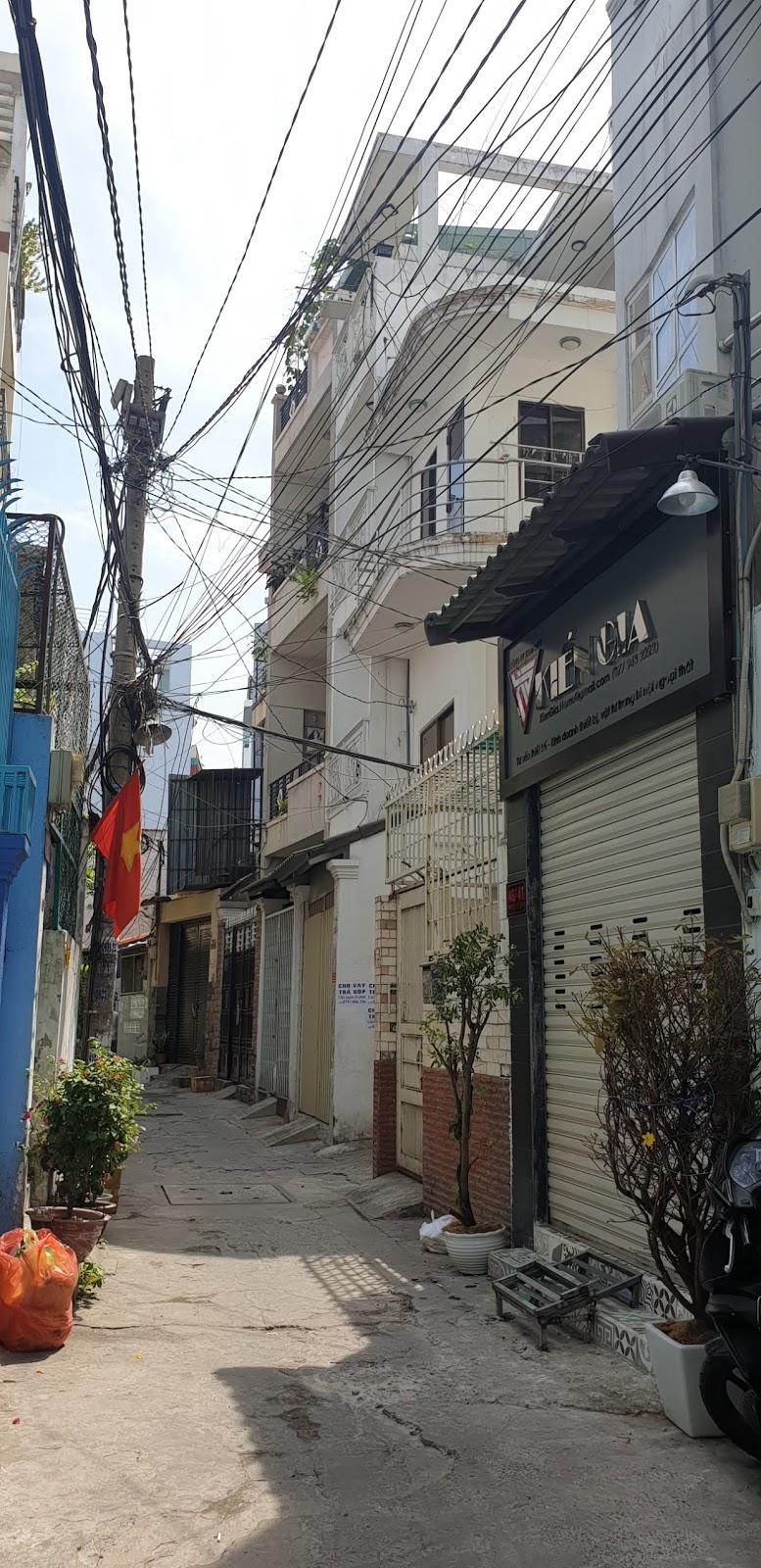 Bán nhà nhỏ xinh Trung tâm quận Phú Nhuận giá dưới 3 tỷ năm 2020