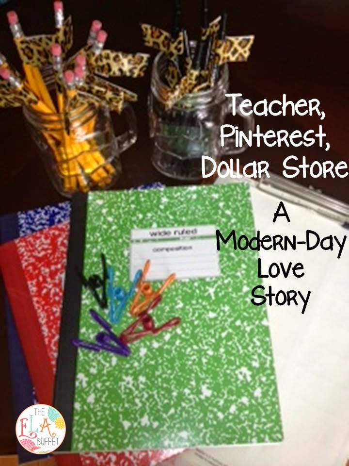 Teachers can find awesome uses for dollar store finds on Pinterest.