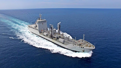 KRI TARAKAN 905 is a Replenishment Oiler (Combat Logistics Ship) of the Republic of Indonesia's Navy, made in Indonesia
