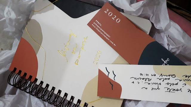 Planner 2020: Living on purpose da Purpose Paper & Co.