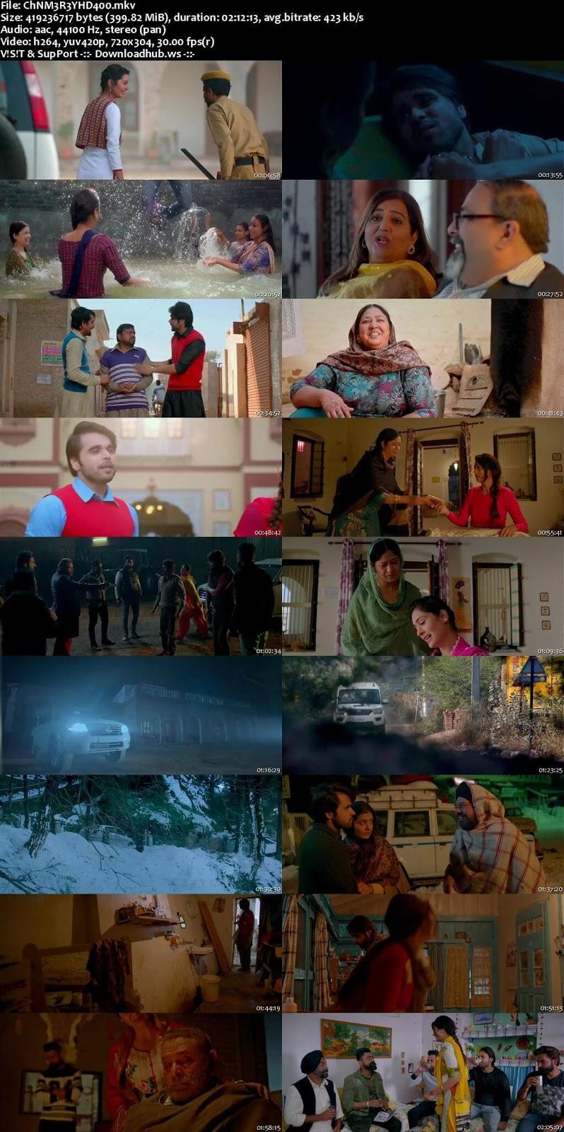 Channa Mereya 2017 Punjabi 480p HDRip