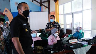 Wagub Minta Siswa SMA Sosialisasikan Vaksinasi Lewat Media Sosial
