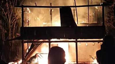 BREAKING NEWS: Kebakaran di Pallette Hanguskan Rumah Milik Warga