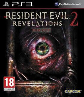 RESIDENT EVIL REVELATIONS 2 PS3 PT-BR TORRENT