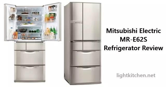 Mitsubishi Electric MR-E62S Refrigerator