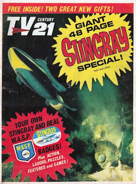 TV21 STINGRAY SPECIAL (1965)