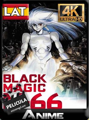 Black Magic M-66 (1987) Latino4K [2160p] UHD HDR [GoogleDrive] DizonHD