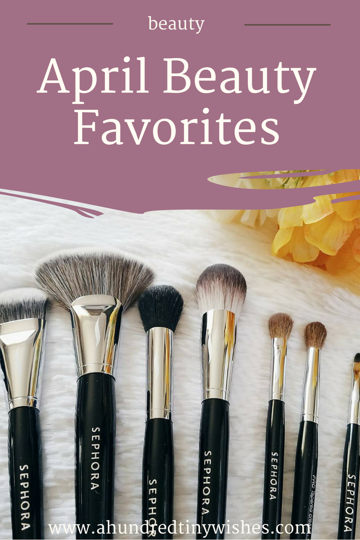 monthly beauty favorites, sephora, skincare