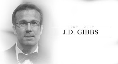 Rest In Peace J.D. Gibbs - NASCAR