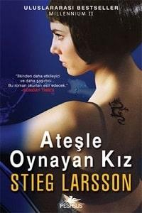 Kitap yorumu: Stieg Larsson – Ateşle Oynayan Kız (Millennium Serisi 2. Kitap)