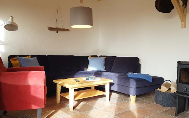 Vom Glück dieser Erde: Urlaub auf dem Küselhof und Reiterhof Witt auf Fehmarn. Ein gemütliches Ferienhaus für sechs Personen reicht auch für große Familien.