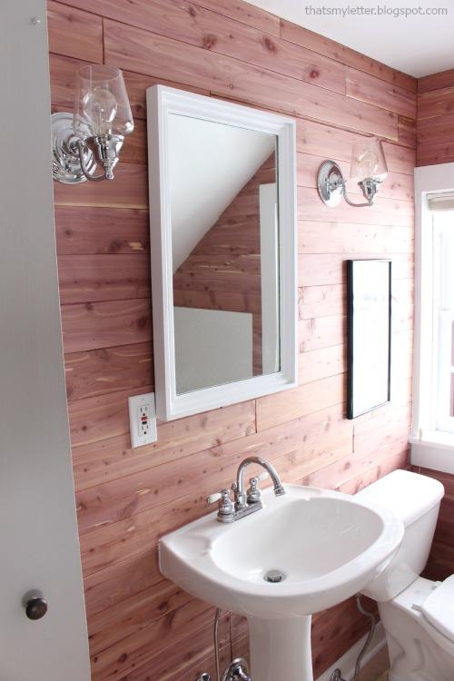 diy bathroom makeover medicine cabinet frame