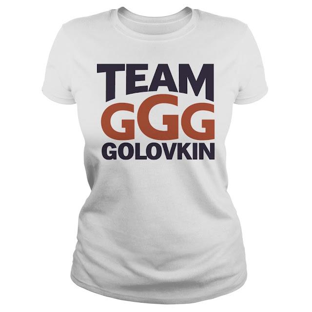 Team GGG Golovkin T Shirts Hoodie Sweatshirt