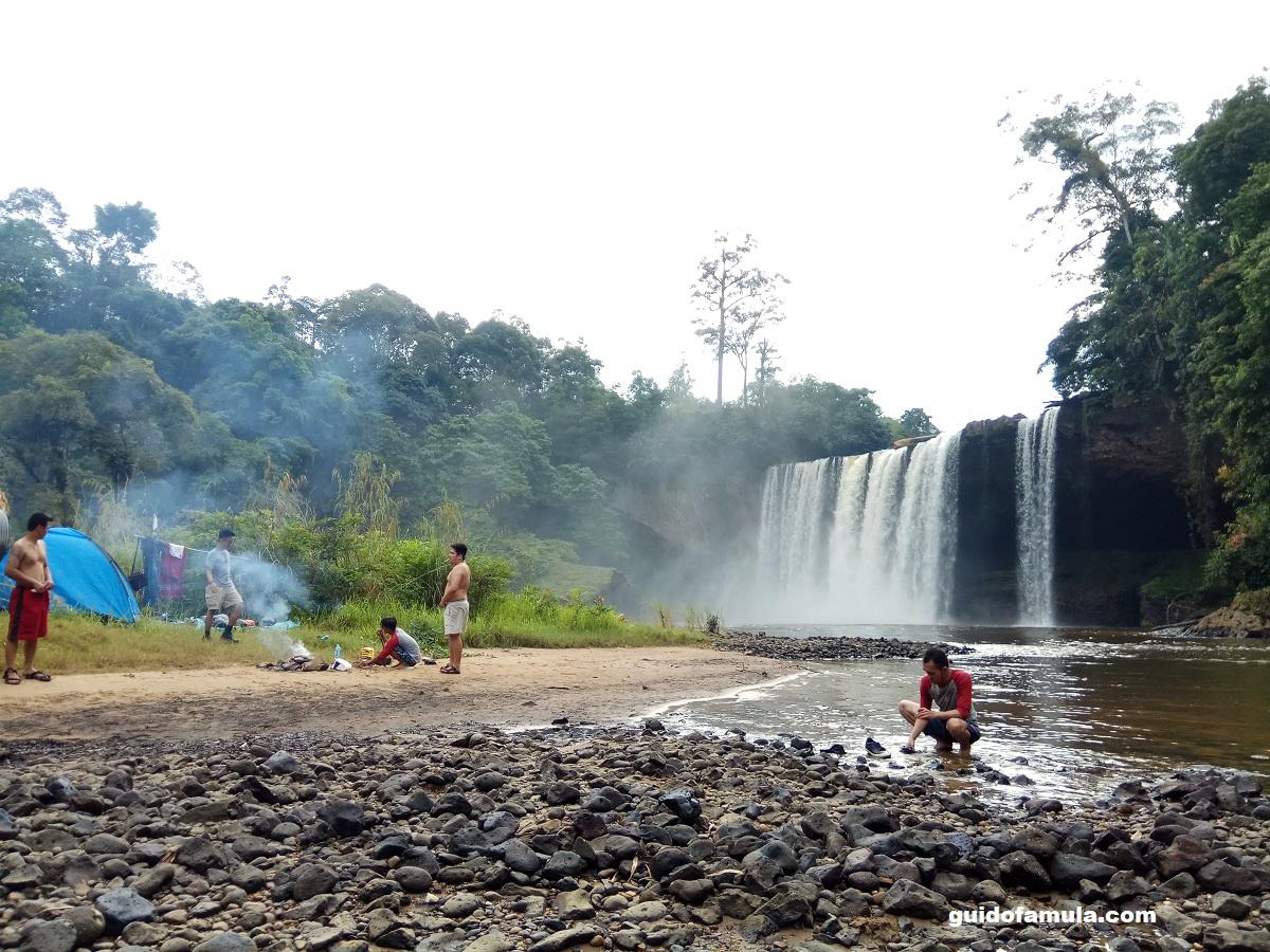 7 Air Terjun Kalbar Sebagai Destinasi Pesona Landak Borneo Bikin Gak Mau Pulang Guidofamula Com