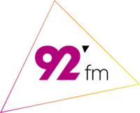 Rádio 92 FM 92,5 de Criciúma SC