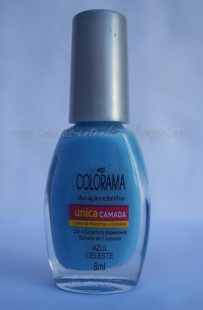 Azul Celeste da Colorama