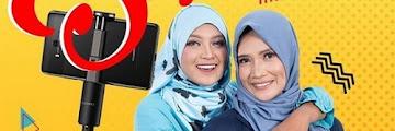 Lomba Selfie Bareng Mama Hatari Berhadiah Ratusan Ribu