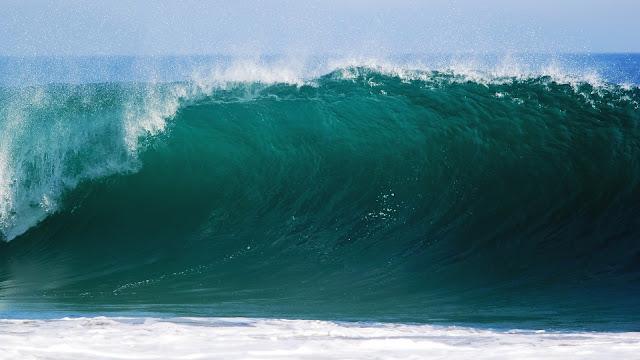 Waktu Pasang Surut Air Laut
