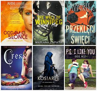 6 najlepszych książek przeczytanych w te wakacje!