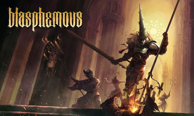 Selecta Play anuncia el lanzamiento de BLASPHEMOUS
