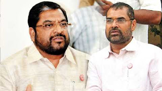 politics news- raju shetti and sadbhau khot