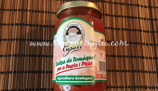 salsa de tomate sin gluten boxfree marzo
