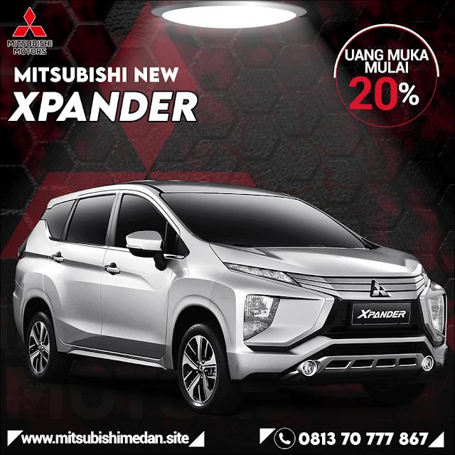 Harga Mitsubishi Xpander Medan