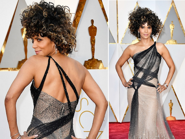 Halle Berry - Look - Óscares 2017