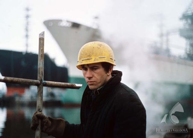 «Человек из железа», режиссер Анджей Вайда
