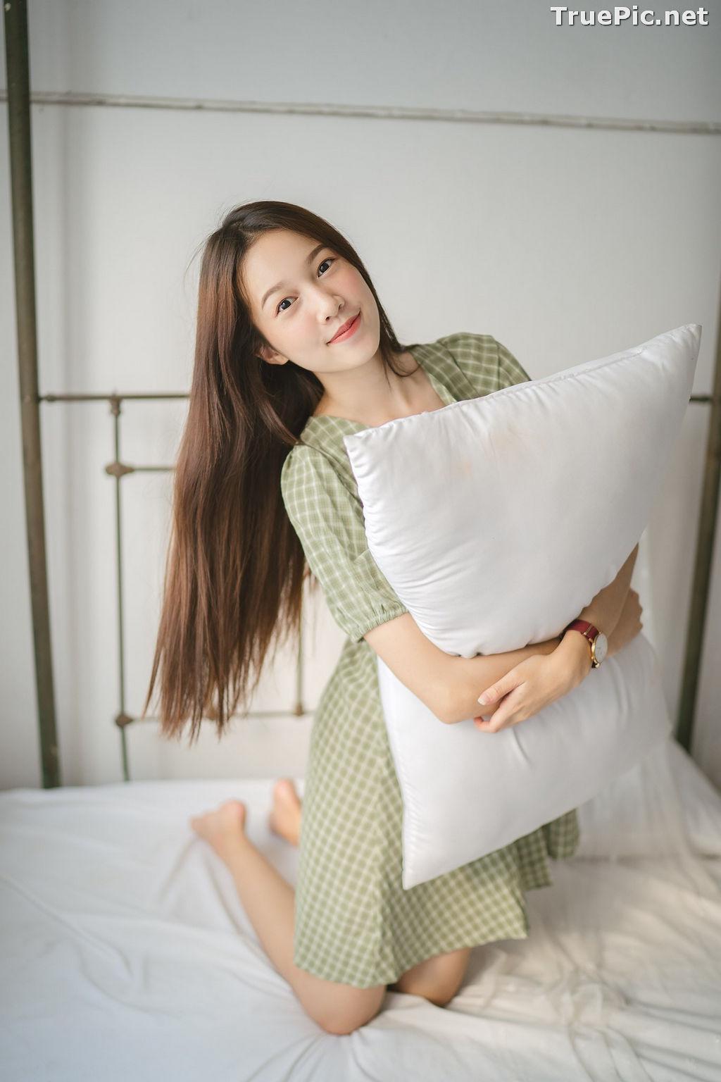 Image Thailand Cute Model - Pimpisa Kitiwinit - Milk Tea Girl - TruePic.net - Picture-3