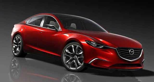 2018 Voiture Neuf ''2018 Mazda 6'', Photos, Prix, Date De Sortie, Revue, Nouvelles