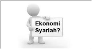 Ada yang tau apa itu Ekonomi Syariah? Ekonomi syariah adalah ilmu pengetahuan tentang cara memandang, analisis yang akhirnya menyelesaikan permasalahan cara ekonomi berdasarkan cara Islam atau ajaran agama Islam berdasarkan Al Quran dan Sunnah Nabi.
