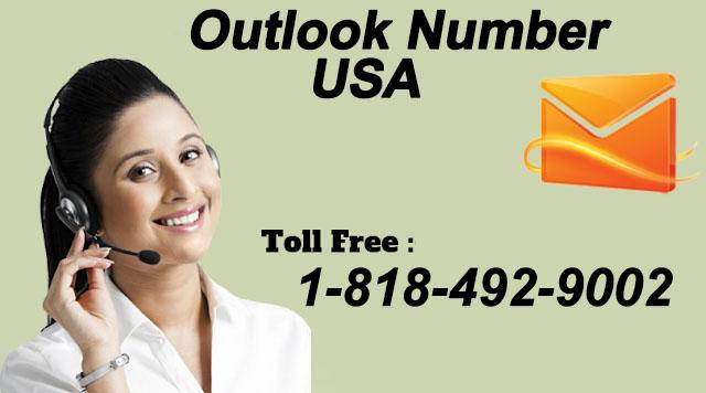 Outlook Helpline Number USA