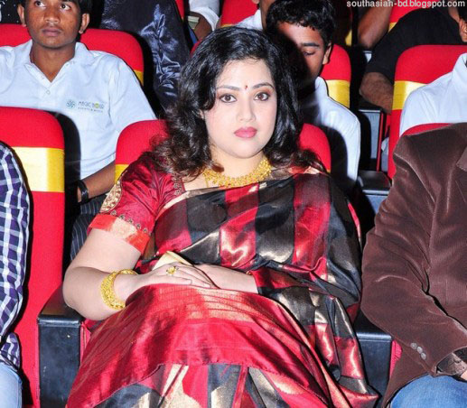 meena at tsr tv film awards photo gallery
