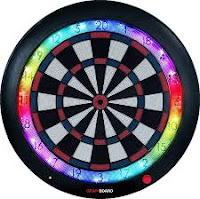 Gran Board 3 LED bluetooth Dartboard